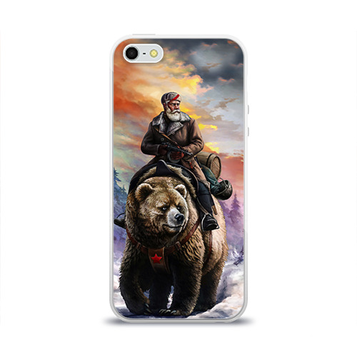 Бурый медведь спит картинки