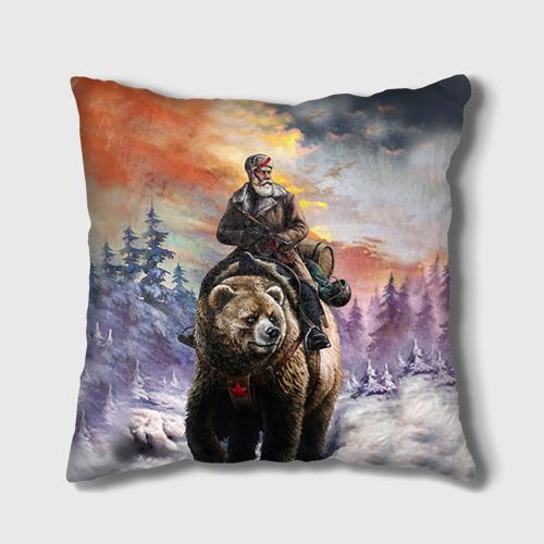 "Подушка 3D ""Медведь"" - 1"