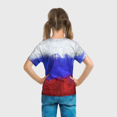 Детская футболка 3D Медведь Фото 01