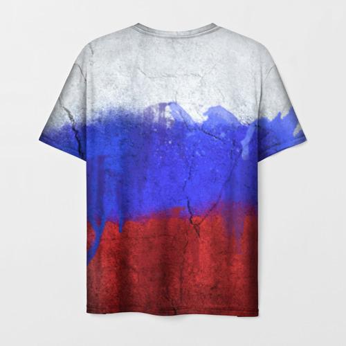 Мужская футболка 3D Медведь Фото 01