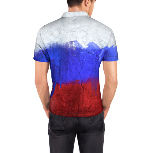 Мужская рубашка поло 3D Медведь
