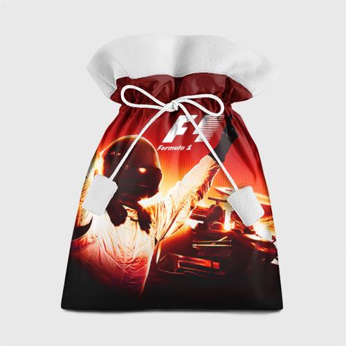 Подарочный 3D мешок Формула 1