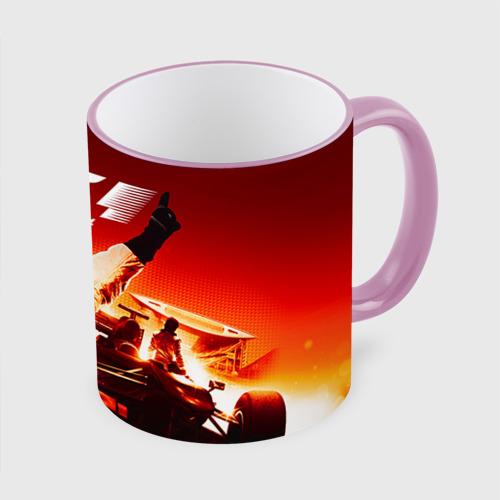 Кружка с полной запечаткой Формула 1