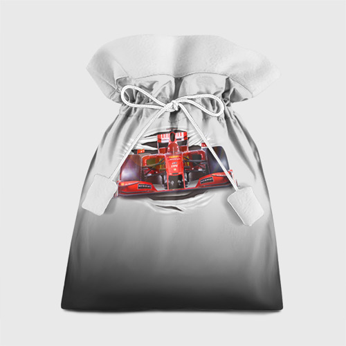 Подарочный 3D мешок Гоночный балид