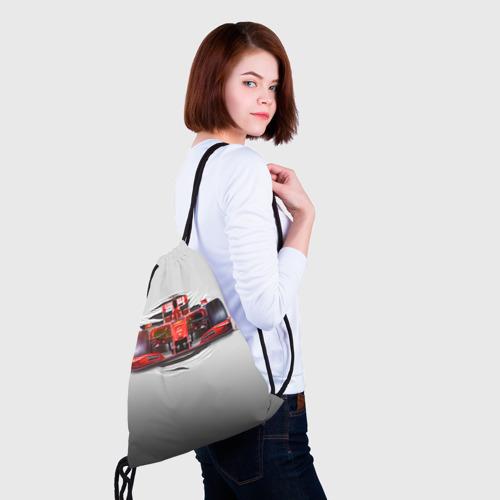 Рюкзак-мешок 3D  Фото 02, Гоночный балид