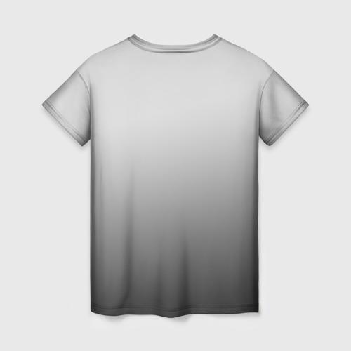 Женская футболка 3D Гоночный балид Фото 01