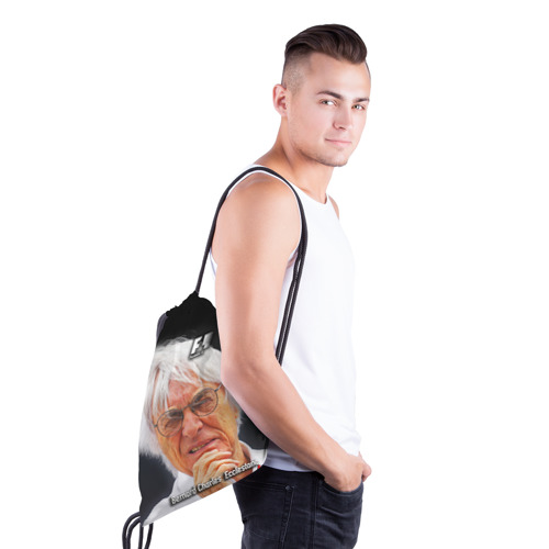 Рюкзак-мешок 3D  Фото 03, Бернард Экклстоун