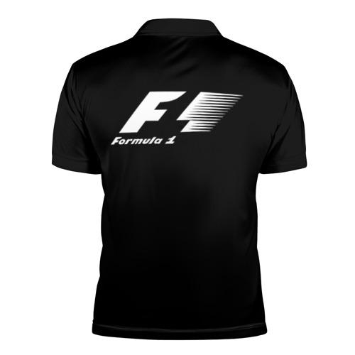 Мужская рубашка поло 3D  Фото 02, Бернард Экклстоун