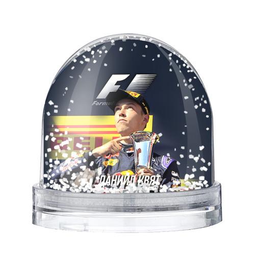 Водяной шар со снегом Даниил Квят