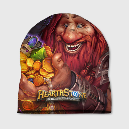 Шапка 3D Hearthstone