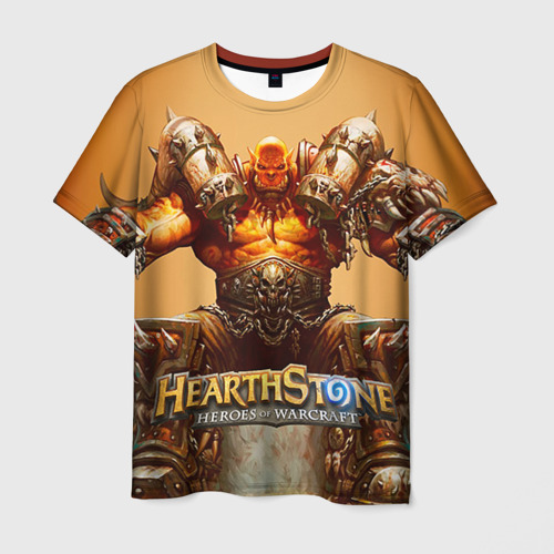 Мужская футболка 3D Hearthstone от Всемайки