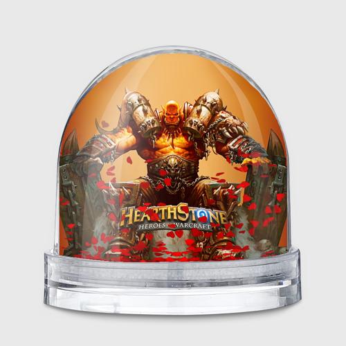 Водяной шар  Фото 01, Hearthstone