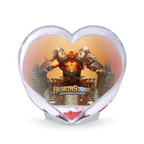 Сувенир Сердце Hearthstone от Всемайки