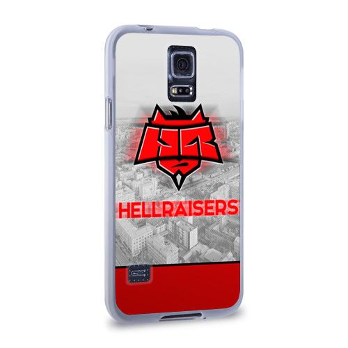Чехол для Samsung Galaxy S5 силиконовый  Фото 02, Hellraisers