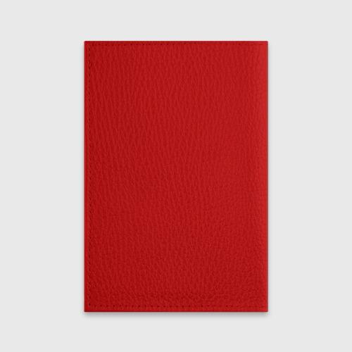 Обложка для паспорта матовая кожа  Фото 02, Hellraisers