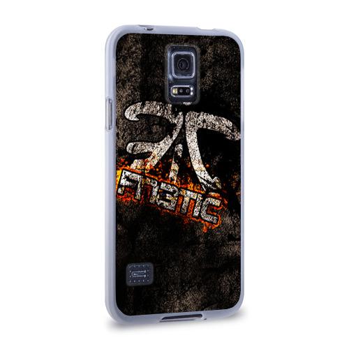 Чехол для Samsung Galaxy S5 силиконовый  Фото 02, Fnatic team