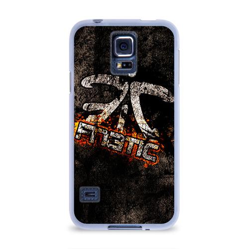 Чехол для Samsung Galaxy S5 силиконовый  Фото 01, Fnatic team