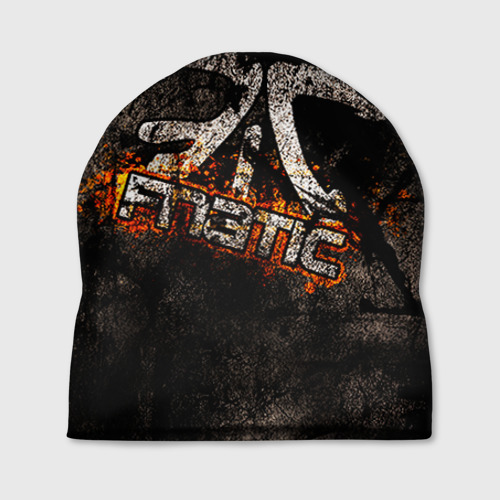 Шапка 3D Fnatic team