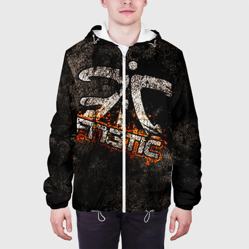 Мужская куртка 3D  Фото 04, Fnatic team