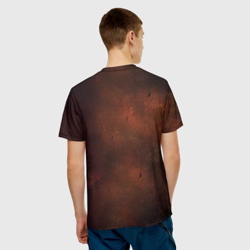 Мужская футболка 3D Fnatic team