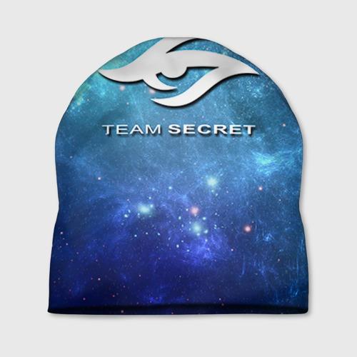 Шапка 3D Team Secret