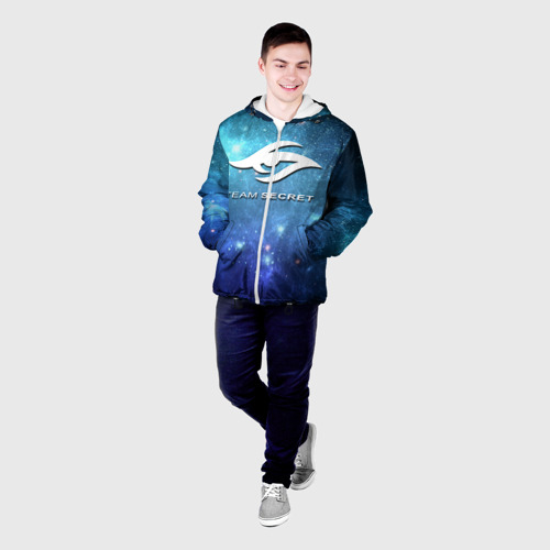 Мужская куртка 3D  Фото 03, Team Secret