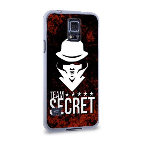 Чехол для Samsung Galaxy S5 силиконовый  Фото 02, Team Secret