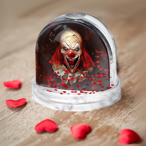 Водяной шар  Фото 03, Зомби клоун