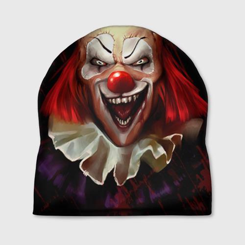 Шапка 3D Зомби клоун