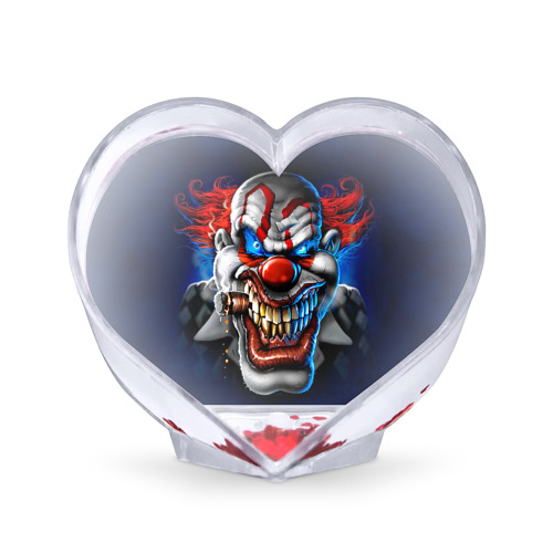 Сувенир Сердце Сувенир Сердце Клоун от Всемайки