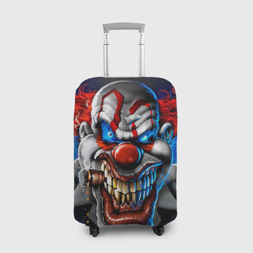 Чехол для чемодана 3D  Фото 01, Клоун