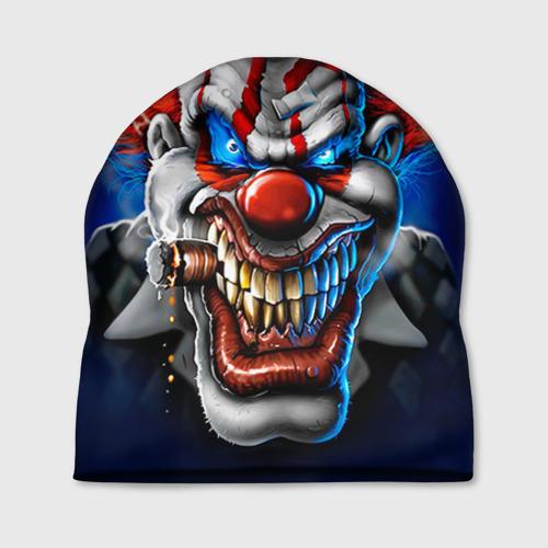 Шапка 3D Клоун