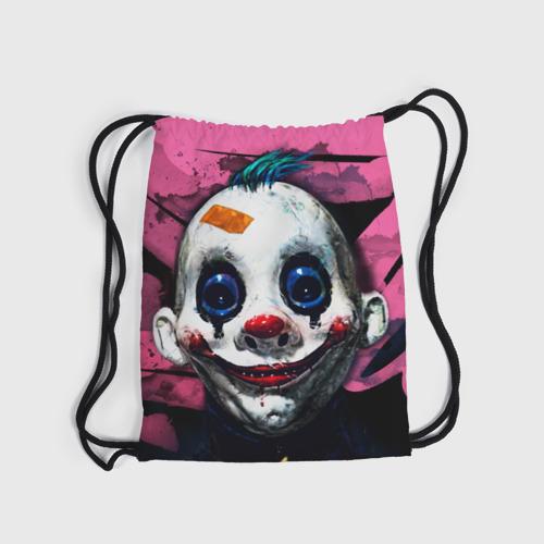 Рюкзак-мешок 3D  Фото 04, Клоун