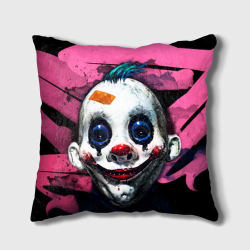 Подушка 3D  Фото 01, Клоун