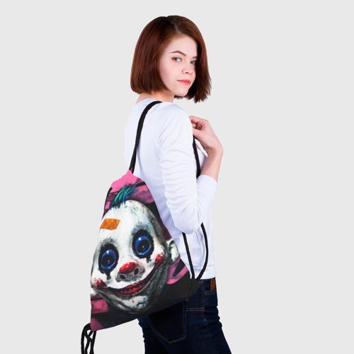 Рюкзак-мешок 3D  Фото 02, Клоун