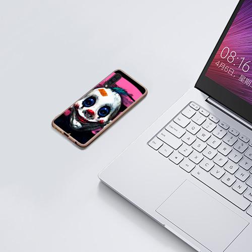 Чехол для Samsung A50 Клоун Фото 01
