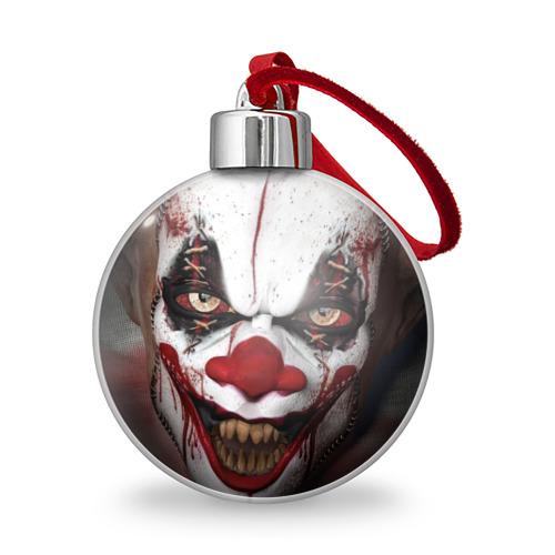 Ёлочный шар  Фото 01, Зомби клоун