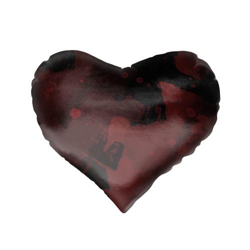 Подушка 3D сердце  Фото 02, Зомби клоун