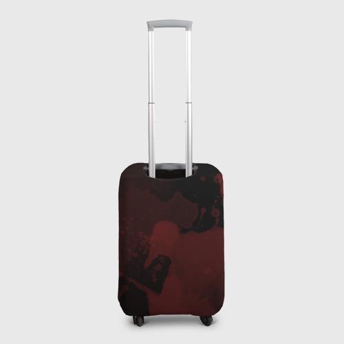 Чехол для чемодана 3D  Фото 02, Зомби клоун