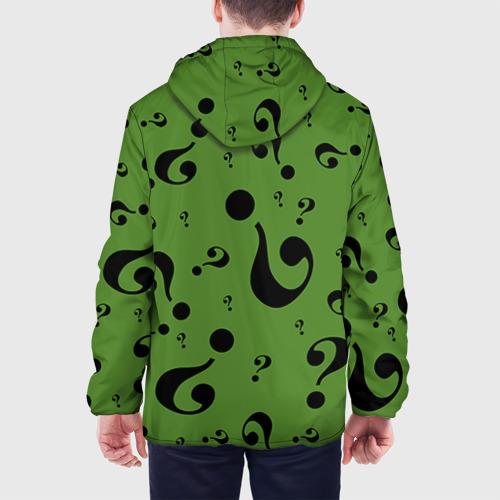 Мужская куртка 3D  Фото 05, Загадочник