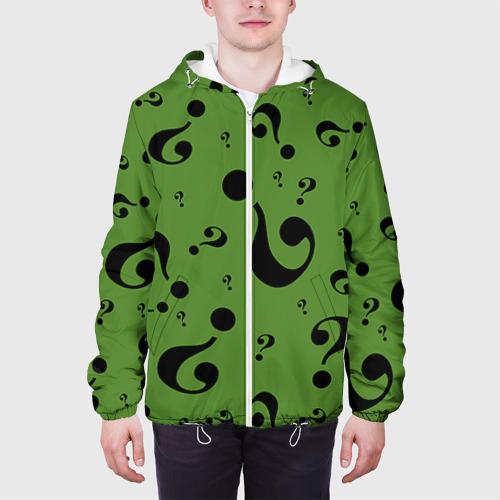 Мужская куртка 3D  Фото 04, Загадочник