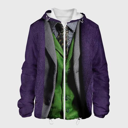 Мужская куртка 3D  Фото 01, Джокер