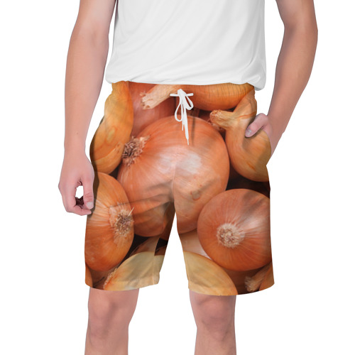 Мужские шорты 3D Лук-лучок