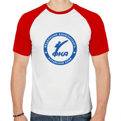 Мужская футболка реглан  Фото 01, Федерация Кикбоксинга