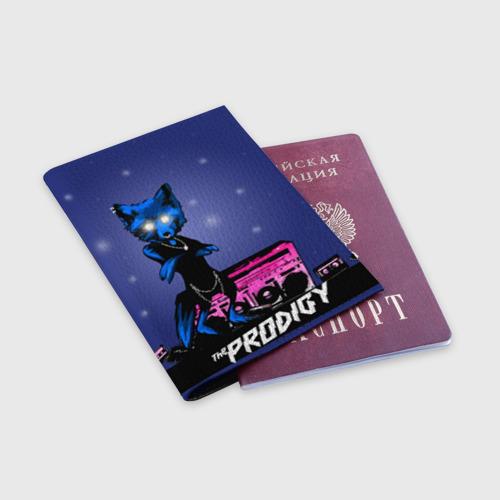 Обложка для паспорта матовая кожа  Фото 03, Prodigy