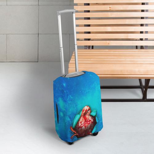 Чехол для чемодана 3D  Фото 03, Чужой