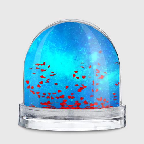 Водяной шар  Фото 02, Чужой
