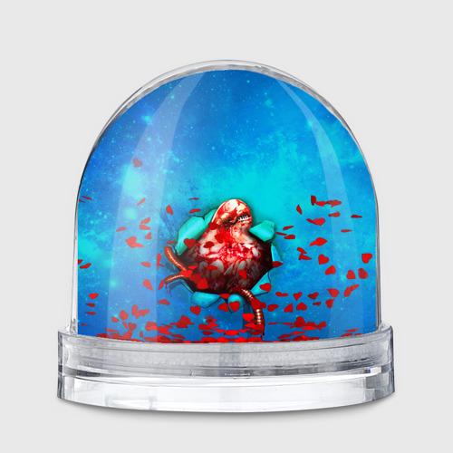 Водяной шар  Фото 01, Чужой