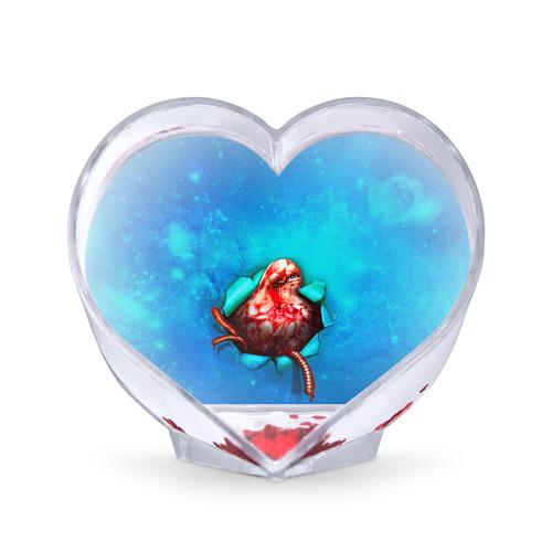 Сувенир Сердце  Фото 01, Чужой