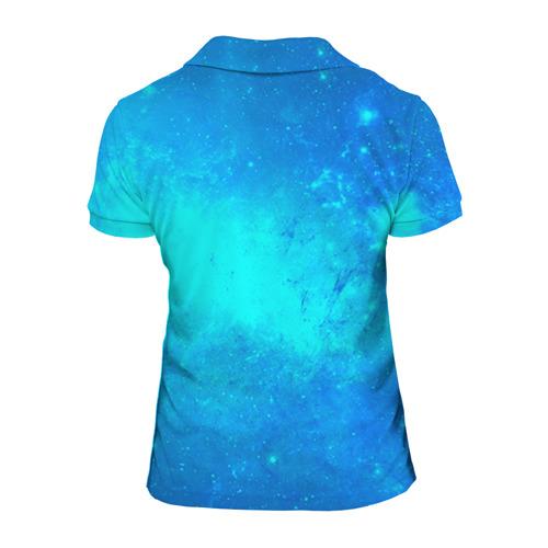 Женская рубашка поло 3D  Фото 02, Чужой